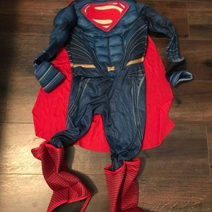 Boys SuperMan Costume